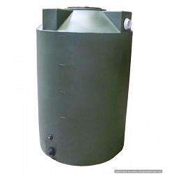 Poly-Mart Sunshield Rain Harvesting Storage Tank - 500 Gallon 1