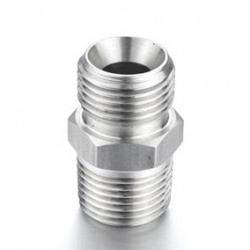 "Poly-Mart 3/4"" Stainless Steel Hose End Fitting 1"