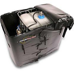 Powerblanket Insulated DEF Tote Heater - 275 Gallon 1