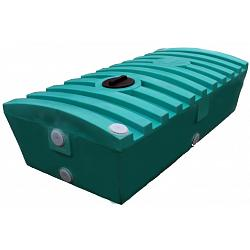 Quadel 350 Gallon Burial Water Tank 1