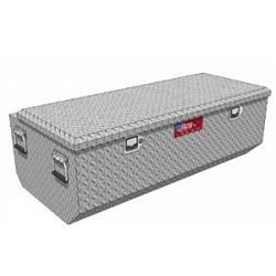 RDS Aluminum Double Latch Chest Box - 71428 1