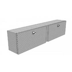 RDS Topsider Double Door Aluminum Toolbox - 70638 1