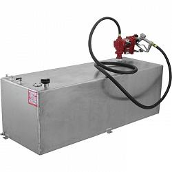 RDS 91 Gallon Rectangle Refueling Tank 2