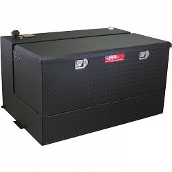 RDS 95 Gallon Refueling Tank & Toolbox Combo (Black) 1
