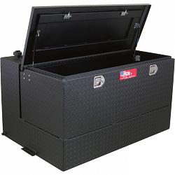 RDS 95 Gallon Refueling Tank & Toolbox Combo (Black) 2