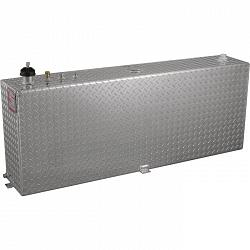 RDS 45 Gallon Rectangle Vertical Refueling Tank 1