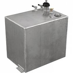 RDS 20 Gallon Rectangle Diesel Auxiliary Fuel Tank 1