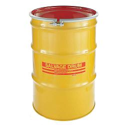 Skolnik Open Head 55 Gallon Salvage Drum 1