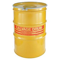 Skolnik Open Head Heavy Duty 85 Gallon Salvage Drum 1