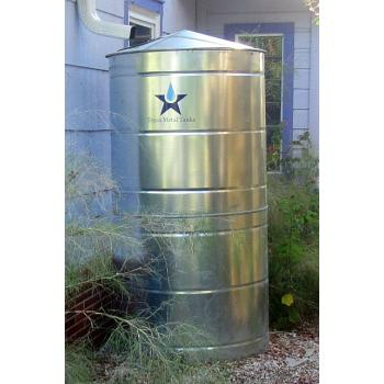 Stainless Steel Water Storage Cistern Tank - 140 Gallon 1