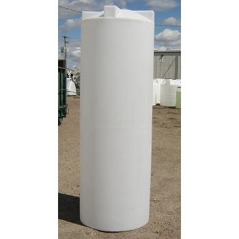 Custom Roto-Molding 310 Gallon Heavy Duty Chemical Storage Tank 1