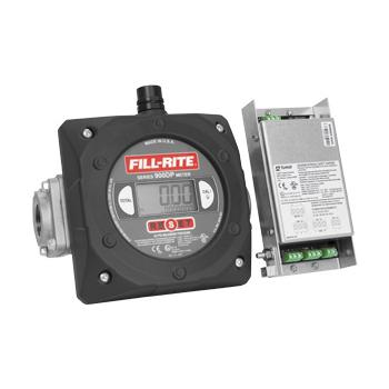 Fill-Rite 900CDP Digital Meter with 1 in Inlet and Outlet 1