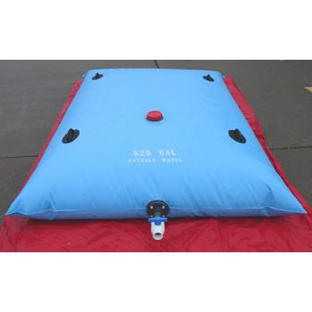 Fol-Da-Tank Potable Water Collapsible Pillow Tank - 3000 Gallon 1