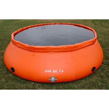 Fol-Da-Tank Self Supporting Portable Water Tank (Forest Service Model)- 1800 Gallon 1