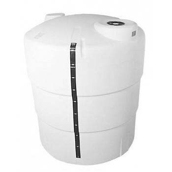 Hastings Vertical Liquid Storage Poly Tank - 500 Gallon 1