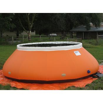 Husky 10000 Gallon Low Side Self Supporting Onion Tank 1