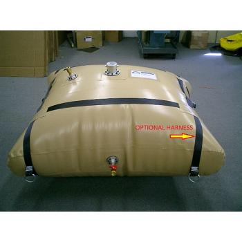 Husky Fuel Bladder Tank - 600 Gallon 2
