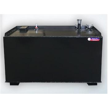 Newberry Single Wall Bench Top Storage Lube Oil Tank - 180 Gallon 1
