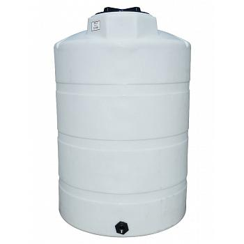 Norwesco Vertical Chemical Storage Tank - 500 Gallon 1