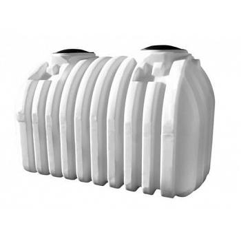 Norwesco Ribbed Water Storage Cistern - 1200 Gallon 1