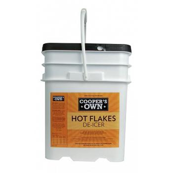 Hot Flakes De-Icer (30 lb. Pail) 1