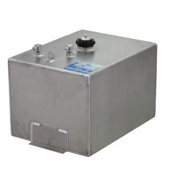 RDS Rectangular Above Deck Marine Fuel Tank - 13 Gallon 1