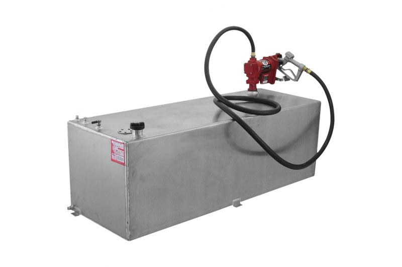 RDS 91 Gallon Rectangle Refueling Tank