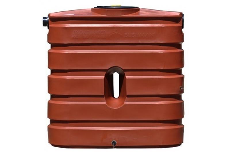 Bushman Slimline Rainwater Tank 130 Gallon