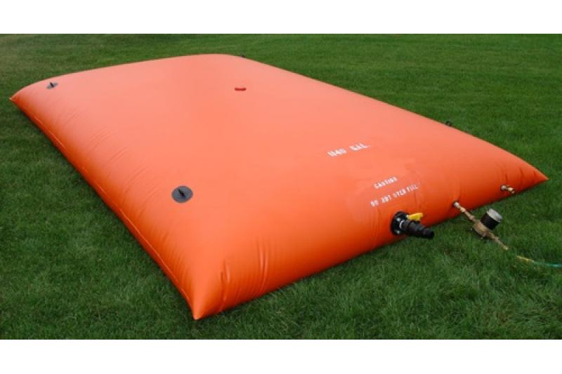 Fol-Da-Tank Gray Water Collapsible Pillow Tank - 250 Gallon