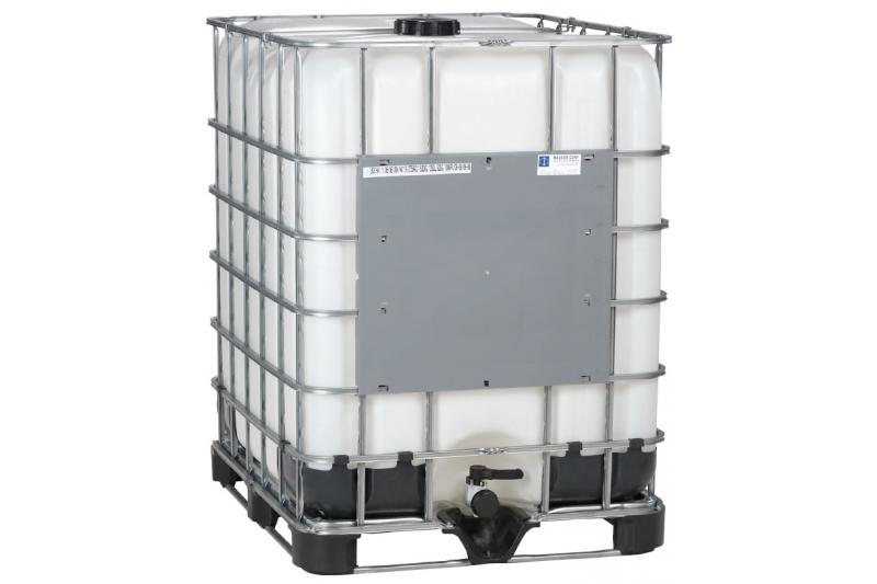 Mauser Caged IBC Tote (New Bottle) - 330 Gallon