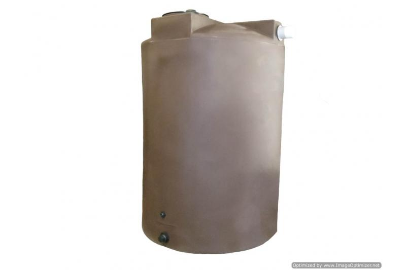 Poly-Mart Rain Harvesting Storage Tank - 1150 Gallon