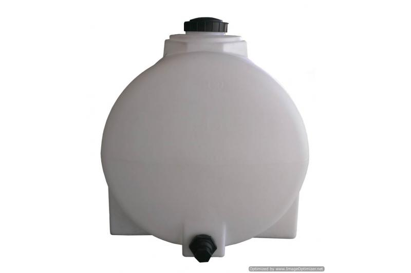 Poly-Mart Horizontal Leg Tank - 145 Gallon