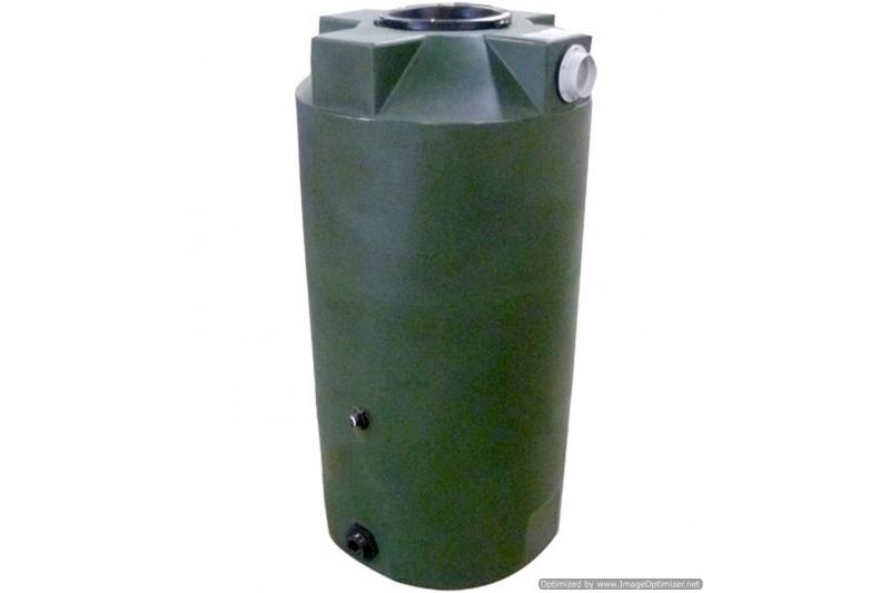 Poly-Mart Rain Harvesting Storage Tank - 150 Gallon