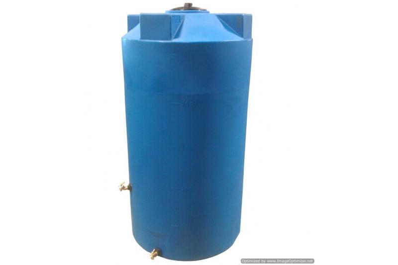 Poly-Mart Emergency Water Storage Tank - 250 Gallon