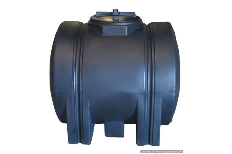 Poly-Mart Horizontal Leg Tank - 250 Gallon