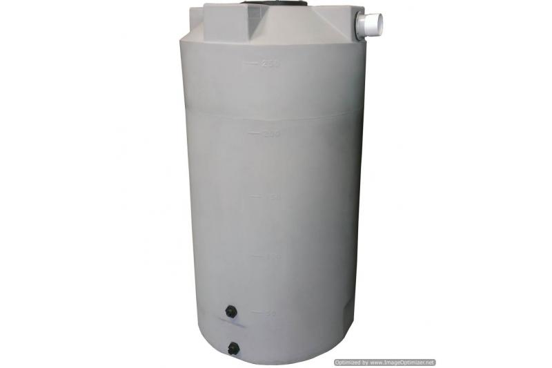 Poly-Mart Sunshield Rain Harvesting Storage Tank - 250 Gallon