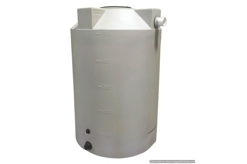 Poly-Mart Rain Harvesting Storage Tank - 500 Gallon