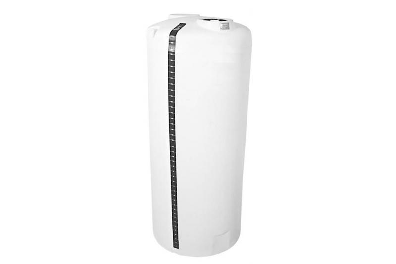 Hastings Vertical Liquid Storage Poly Tank (Slim) - 165 Gallon