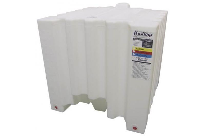 Hastings Stackable Storage System Tank - 120 Gallon